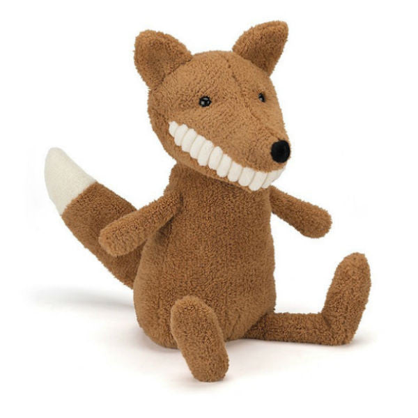 Jellycat Toothy Fox Large