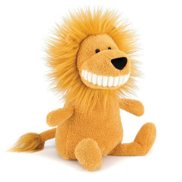 Jellycat Toothy Lion