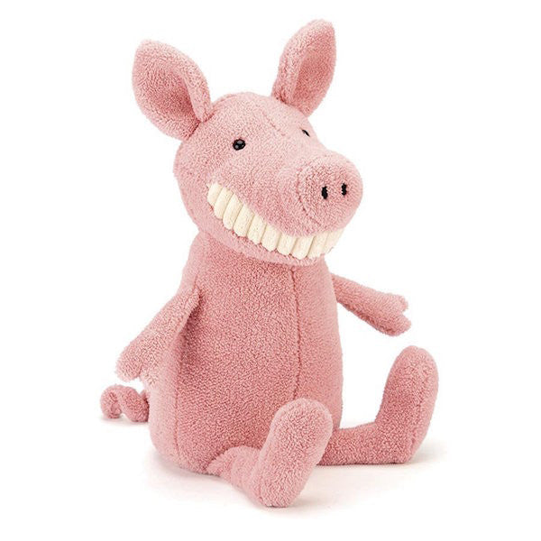 Jellycat Toothy Pig Large