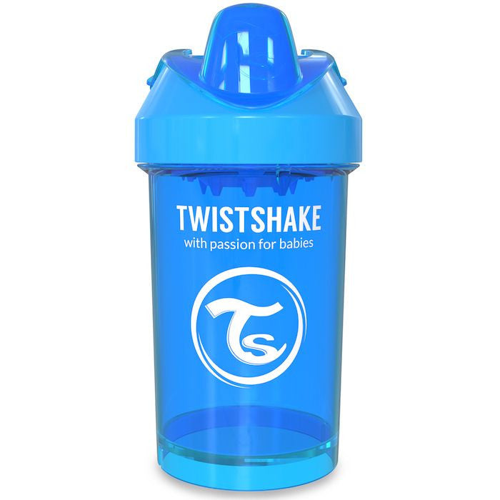 Twistshake Crawler Cup 300ml (8+m) - Blue