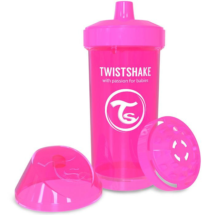 Twistshake Kids Cup 360ml (12+m) - Pink