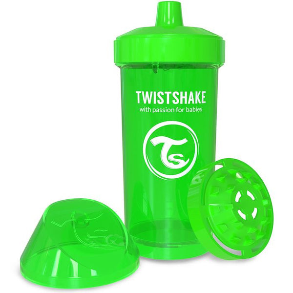 Twistshake Kids Cup 360ml (12+m) - Green