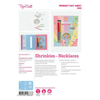 Tiger Tribe Shrinkies - Necklaces