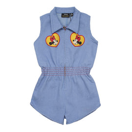Rock Your Kid Minnie Patch Romper