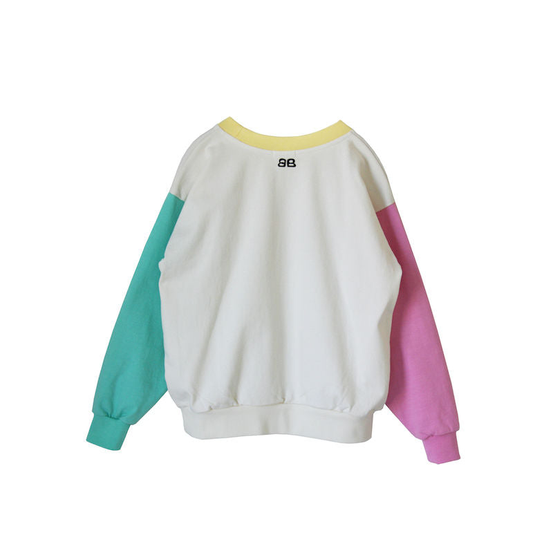Bandy Button walls Sweatshirt