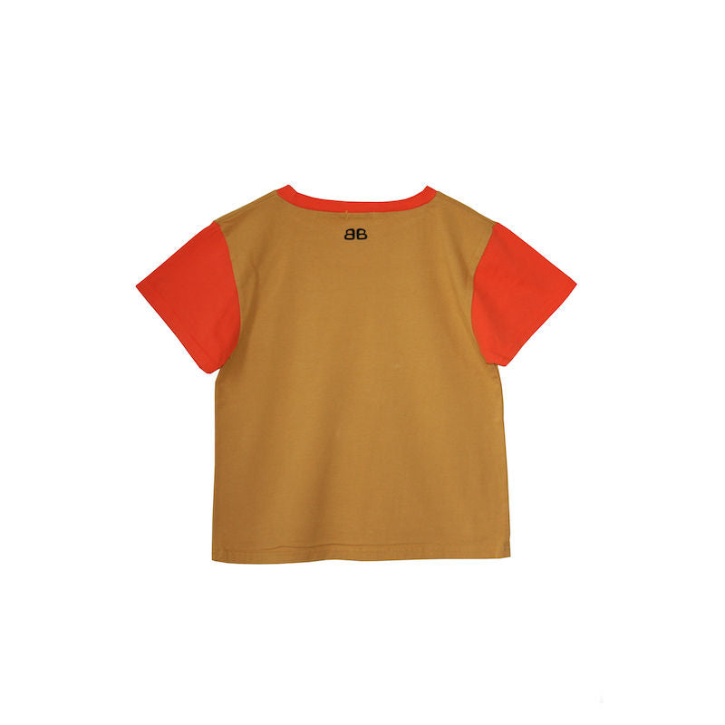 Bandy Button WEST T-SHIRT