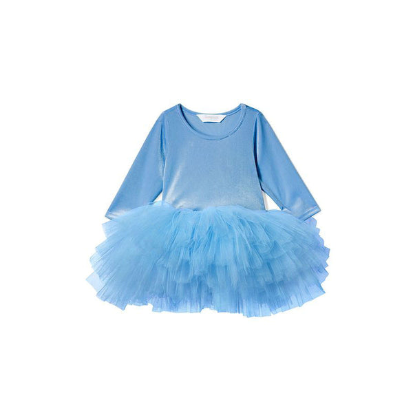 Plum NYC O.M.G. Tutu Dress Ophelia Blue