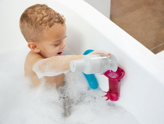 Boon TUBES BUILDING BATH TOY SET