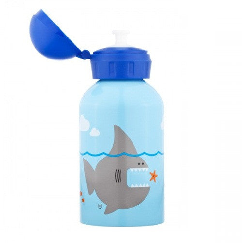 Beatrix NY Drink Bottle 400ml - Shark/Whale