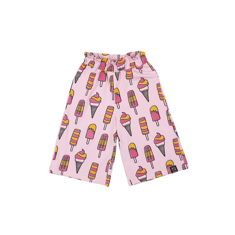 Kukukid Culotte Pale Pink Icecream
