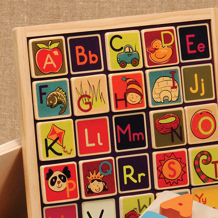 BToys Magnetic Alphabetic