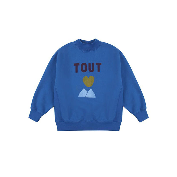 Jelly Mallow Tout Turtleneck Sweatshirt