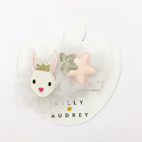 Billy Loves Audrey Ballet Rabbit Hair Elastic Pack
