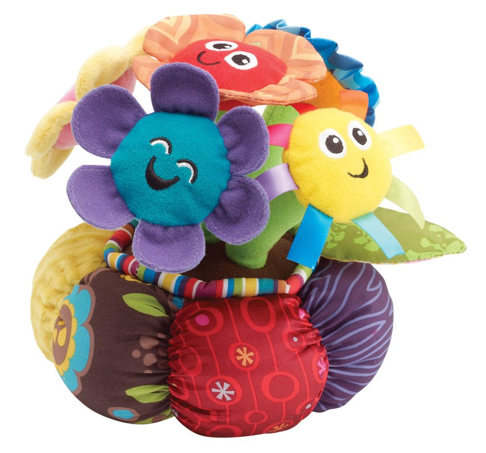 Lamaze Soft Chime Garden Toy