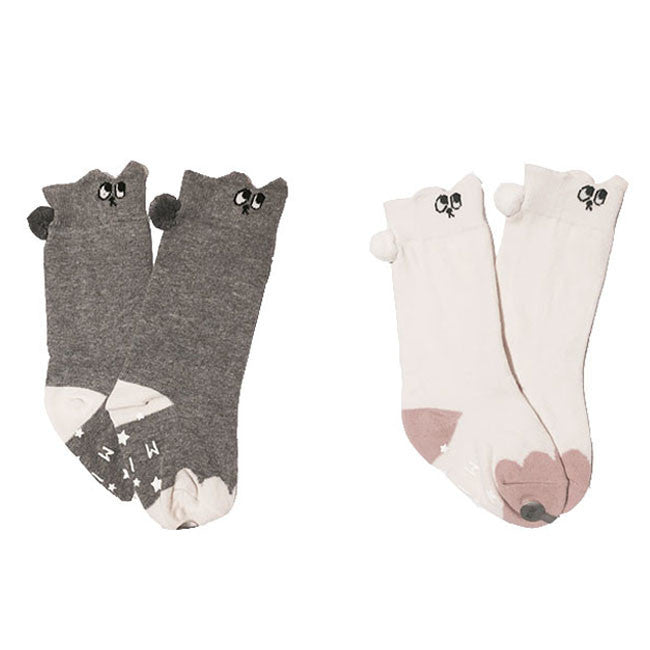 Mini Dressing Bunny Socks