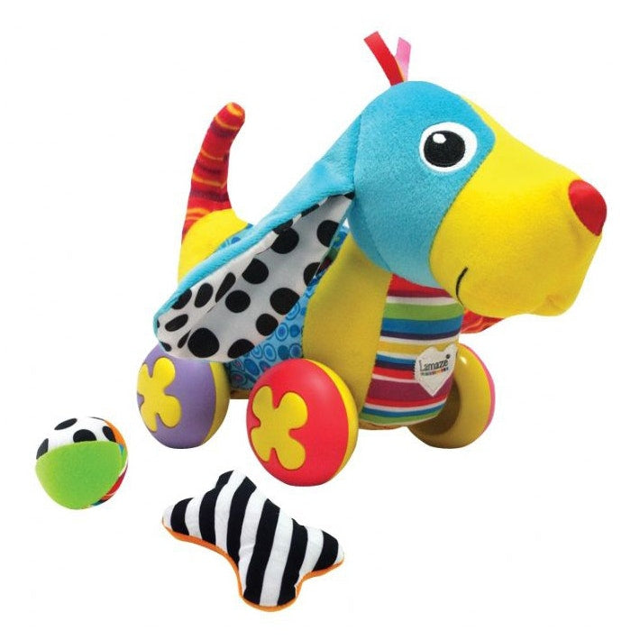 Lamaze Push Along Pup