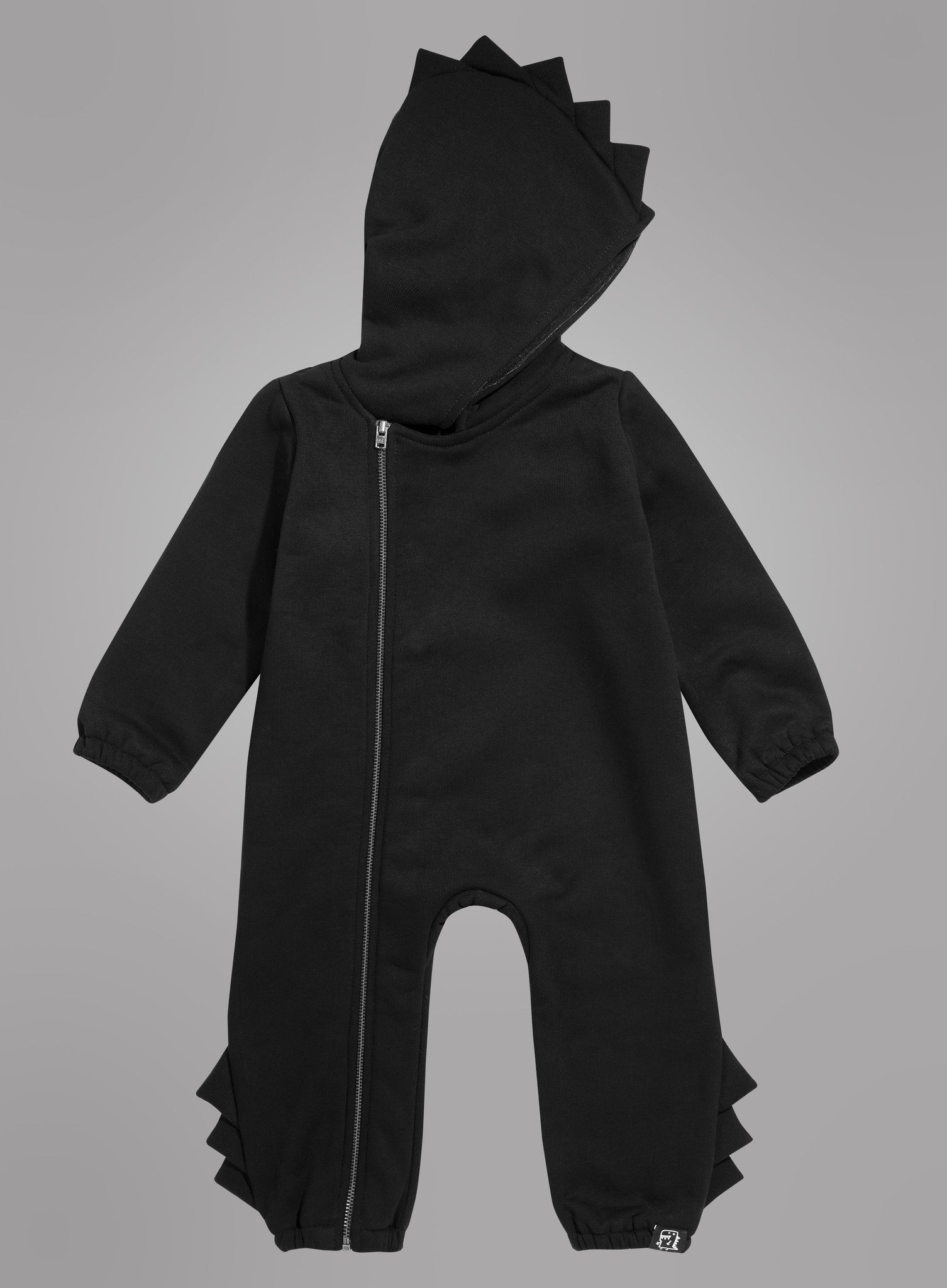 Kukukid Rompers Black