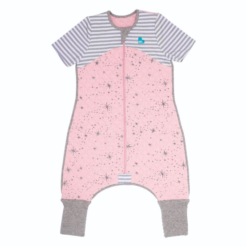 Love To Dream Sleep Suit 1.0 Tog Pink