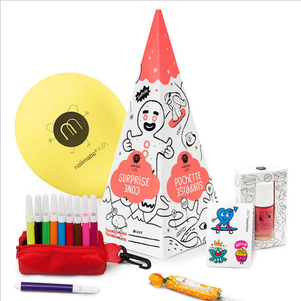 Nailmatic Surprise Cones Yeti