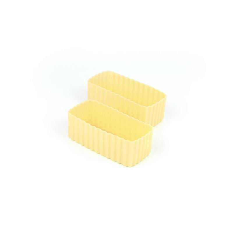 Little Lunch Box Co Bento Cup 2 Pack Rectangle – Yellow