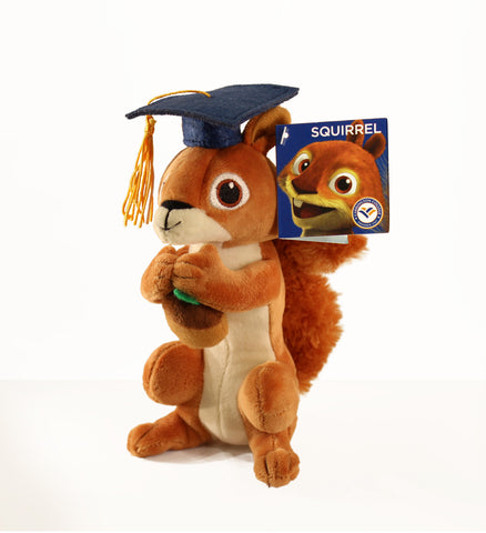 Graduation Squirrel