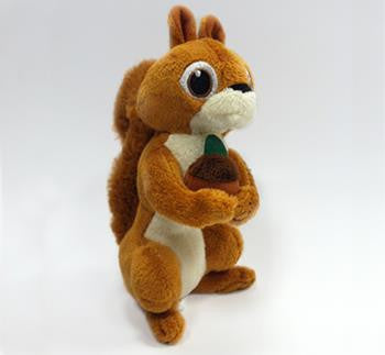 Squirrel Plushie