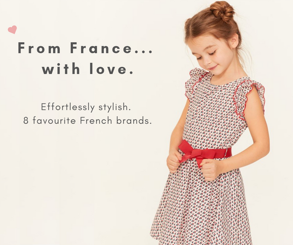French Fashion for Kids