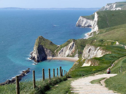 walks along the coastal path