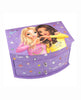TOPMODEL JEWELLERY BOX, BIG PU RPLE