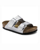BIRKENSTOCK ARIZONA SILVER REGULAR