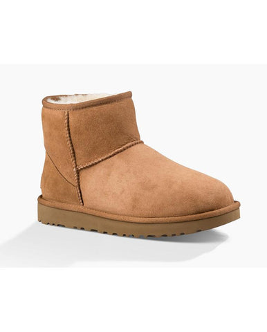 UGG CLASSIC MINI II CHESTNUT BOOT