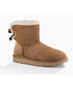 UGG MINI BAILEY BOW II CHESTNUT BOOT
