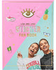 LISA&LENA J1MO71 FAN-STICKER-BOOK