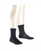 FALKE COTTON FINESSE SOCKS DARK MARINE