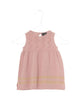 MINI A TURE VANESSA DRESS ROSE BROWN