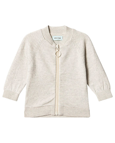 MINIATURE MAXIMUS CARDIGAN, B