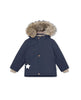 MINIATURE WESSEL FUR JACKET, K