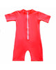 PETIT CRABE BODY SUIT - FISHBONE GRENADINE