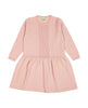 FUB POINTELLE DRESS ROSE