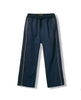 PRESCOTT NIGHT BLUE - BOY KNITTED FLEECE JOGGING PANTS