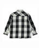 MOLO BOYS ROMNEY DIRTY WHITE CHECK SHIRT