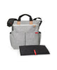 SKIP HOP CHANGING BAG DUO SIGNATURE GREY MELANGE
