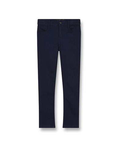 FINGER IN THE NOSE TAMA STORM BLUE - GIRL WOVEN SKINNY FIT JEANS