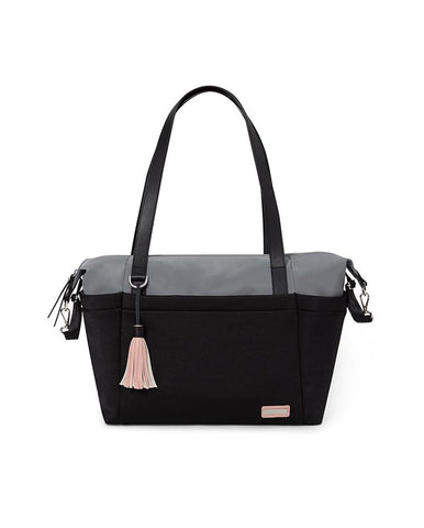 SKIP HOP CHANGING BAG NOLITA NEOPRENE CHANGING TOTE GREY/BLACK