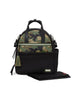 SKIP HOP CHANGING BAG NOLITA NEOPRENE CHANGING BACKPACK CAMO /BLACK