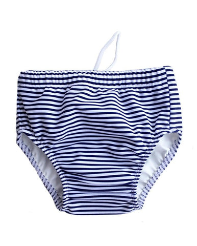 SWIM DIAPER PENCIL STRIPE