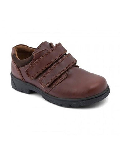 ROTATE BOYS RIPTATE SCHOOL SHOES