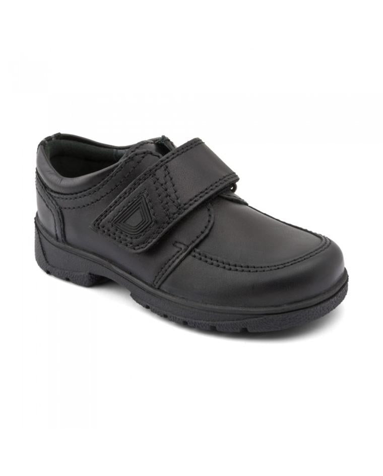 ACCELERATE BOYS RIPTATE SCHOOL SHOES
