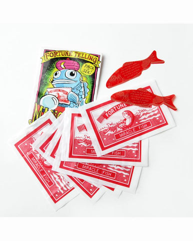 FORTUNE TELLING FISH (COUNTER DISPLAY)