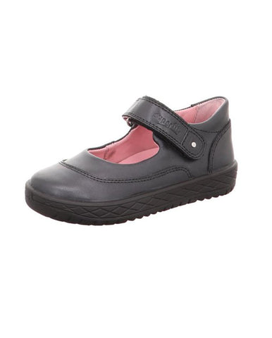 MERCURY GIRL'S VELCRO SCHOOL SHOES